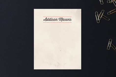 Magnum Business Stationery