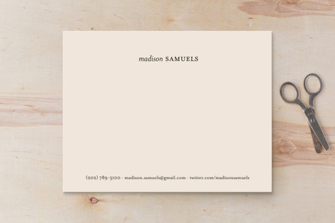 Impressionist Business Stationery Cards