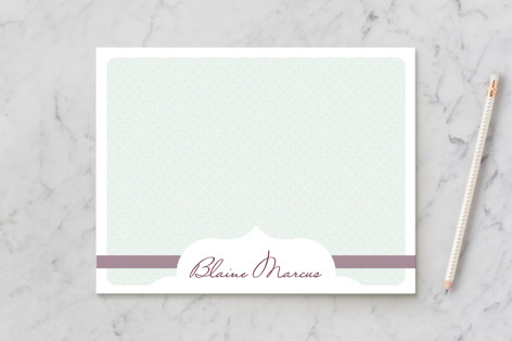 Hello Patterns Business Stationery Cards
