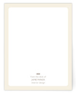 Interior Elegance Business Stationery Cards