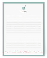 Pretty Skein Business Stationery Cards
