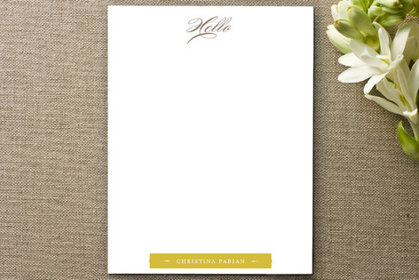 Stay at Home Mom Business Stationery Cards