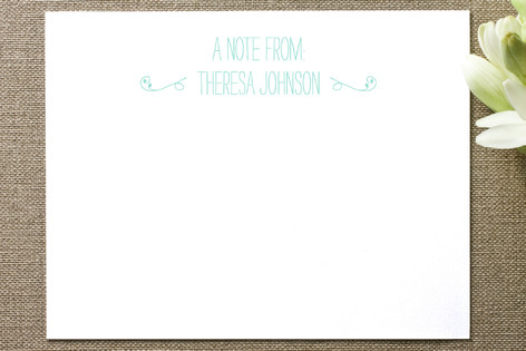 A Pleasure Business Stationery Cards