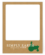 Buy Organic Business Stationery Cards