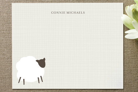 Country Crafts Business Stationery Cards