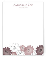 Floriculturist Business Stationery Cards
