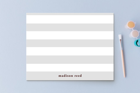 Real Simple Business Stationery Cards