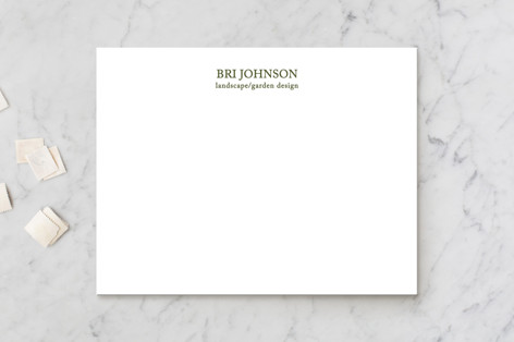 111 Business Stationery