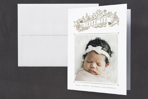 Storybook Birth Announcements Thank You Cards