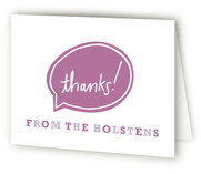 bright hello Birth Announcements Thank You Cards