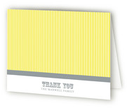 Sunshine on a Rainy Day Birth Announcements Thank You Cards