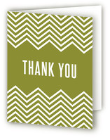 Bold Baby Birth Announcements Thank You Cards