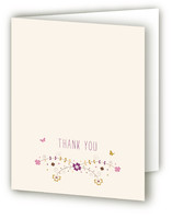 sweet amelia Birth Announcements Thank You Cards