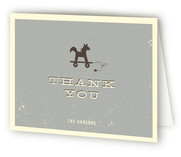 Vintage Welcome Birth Announcements Thank You Cards