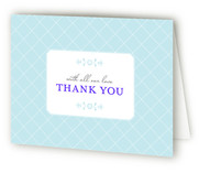 Sweet Baby Birth Announcements Thank You Cards