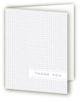 XOXO Birth Announcements Thank You Cards