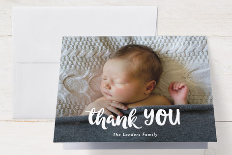 Hello Sweet baby Birth Announcements Thank You Cards