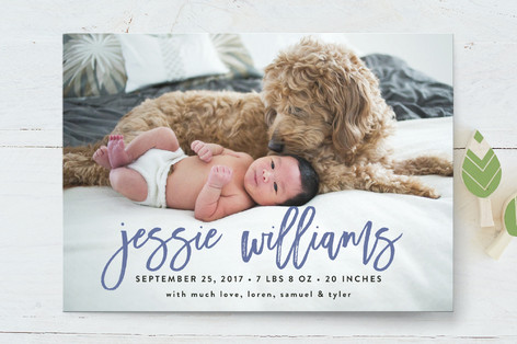 New Birth Announcements