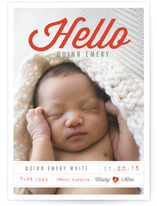 Tagged with Love Birth Announcements