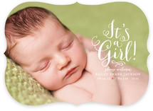 Darling Birth Announcements