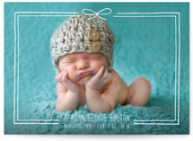 Little Bow Birth Announcements