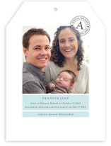 Special Stamp Birth Announcements