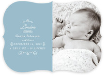 Beautiful Baby Birth Announcements