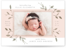 Petite Birth Announcements
