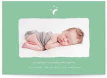 Little Moon Birth Announcements