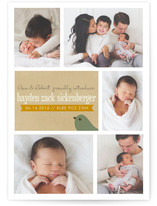 Multi-Treat Birth Announcements