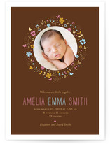 sweet amelia Birth Announcements