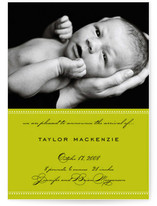MacKenzie Birth Announcements