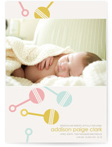 Tres Birth Announcements