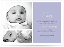 O&#039; Baby Baby Birth Announcements