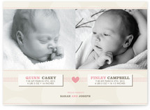 stitches Birth Announcements
