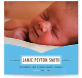 Swaddled Birth Announcements