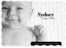 Urban Baby Birth Announcements