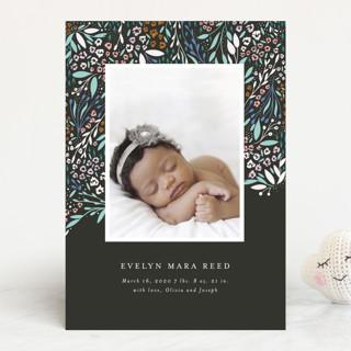 Fields Birth Announcements