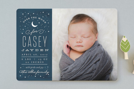 Bedtime Birth Announcements