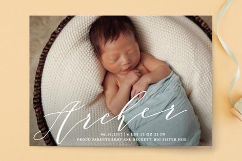 Namesake Birth Announcements