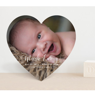 Featured Name Birth Announcements