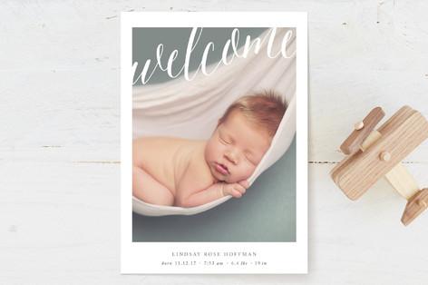 Flourish Birth Announcements