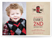 Howdy Party Children&#039;s Birthday Party Invitations