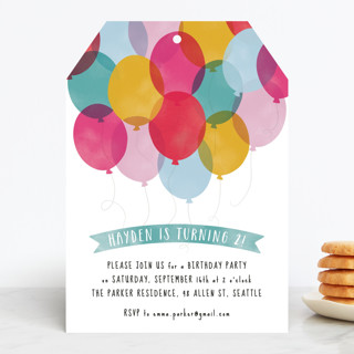 Invitation from Minted #shop