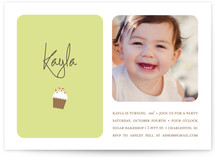 Sweetly Sprinkled Children&#039;s Birthday Party Invitations