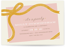 It&#039;s a Party Children&#039;s Birthday Party Invitations