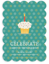 Birthday Balloon Fun Children&#039;s Birthday Party Invitations