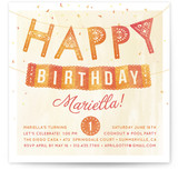 Fiesta! Children&#039;s Birthday Party Invitations