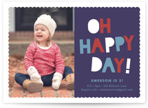 Happy Day Children&#039;s Birthday Party Invitations