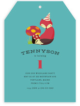 Welcome to Woodland Children's Birthday Party Invitations